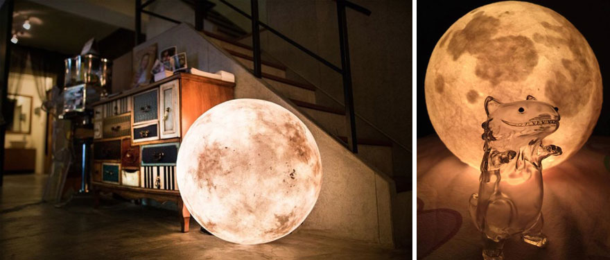 лампа в виде луны, сделано в тайване-2