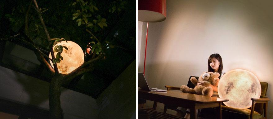 лампа в виде луны, сделано в тайване-6