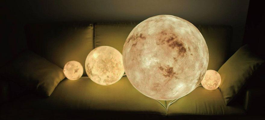 лампа в виде луны, сделано в тайване-8