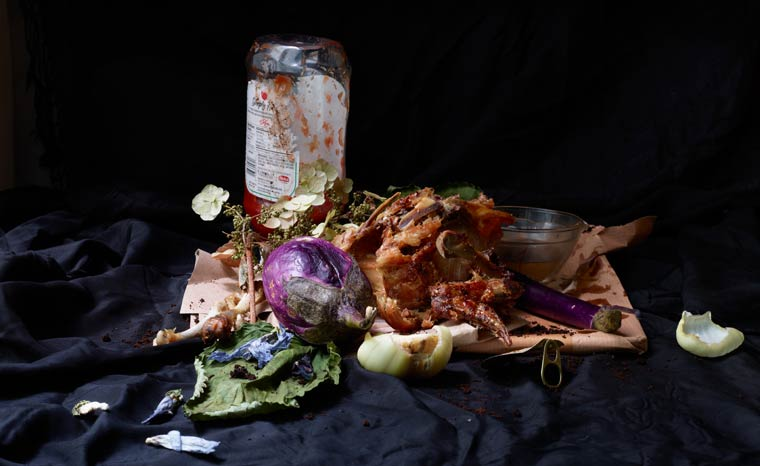 натюрморт, овощи, мусор_1