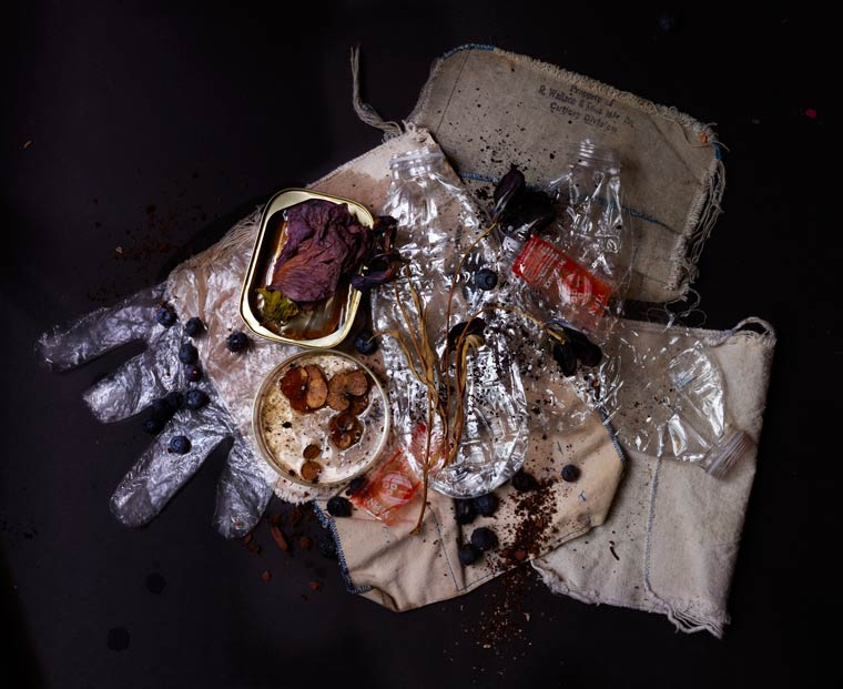 натюрморт, овощи, мусор_8