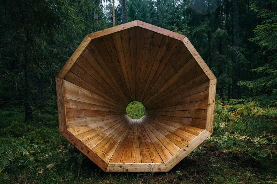 звуки леса, мегафон для прослушивания звуков природы_003