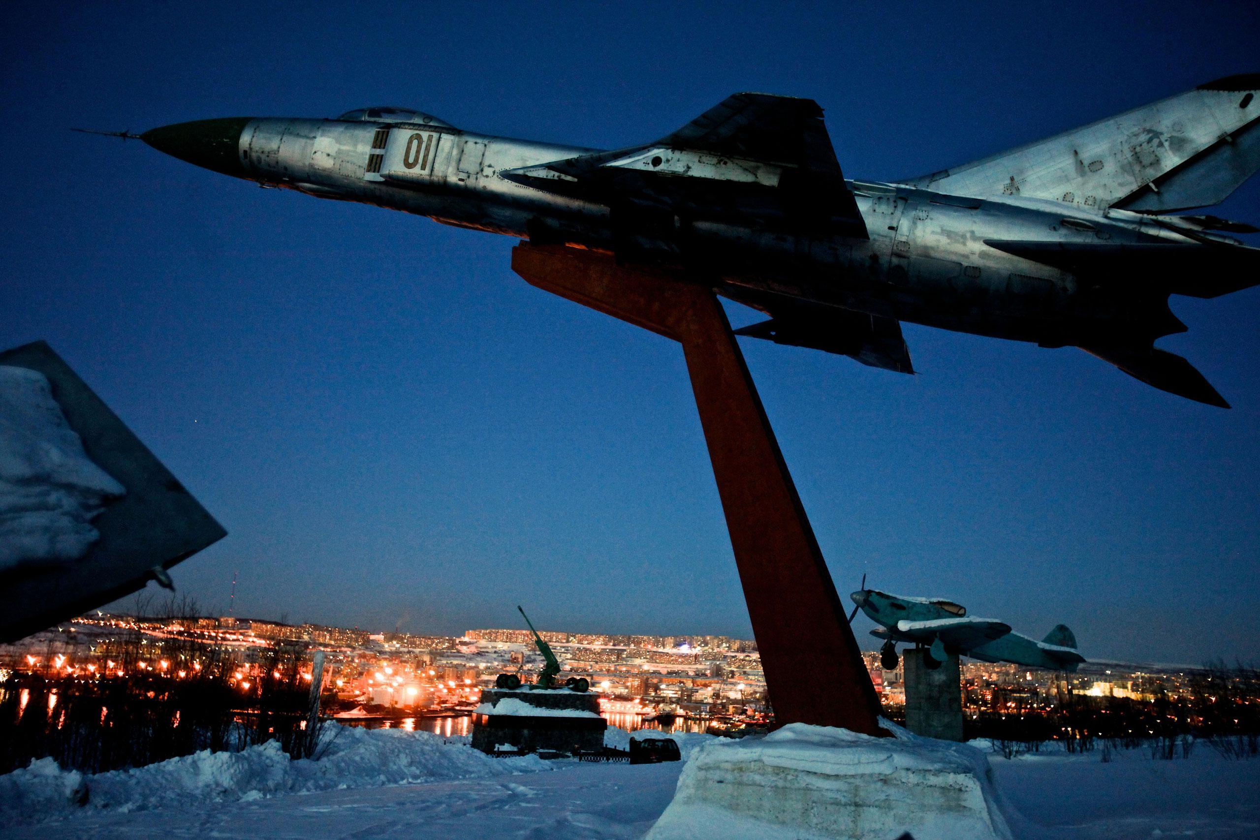 Арктика, крайний Север, нефть, полярный круг, Воркута-5