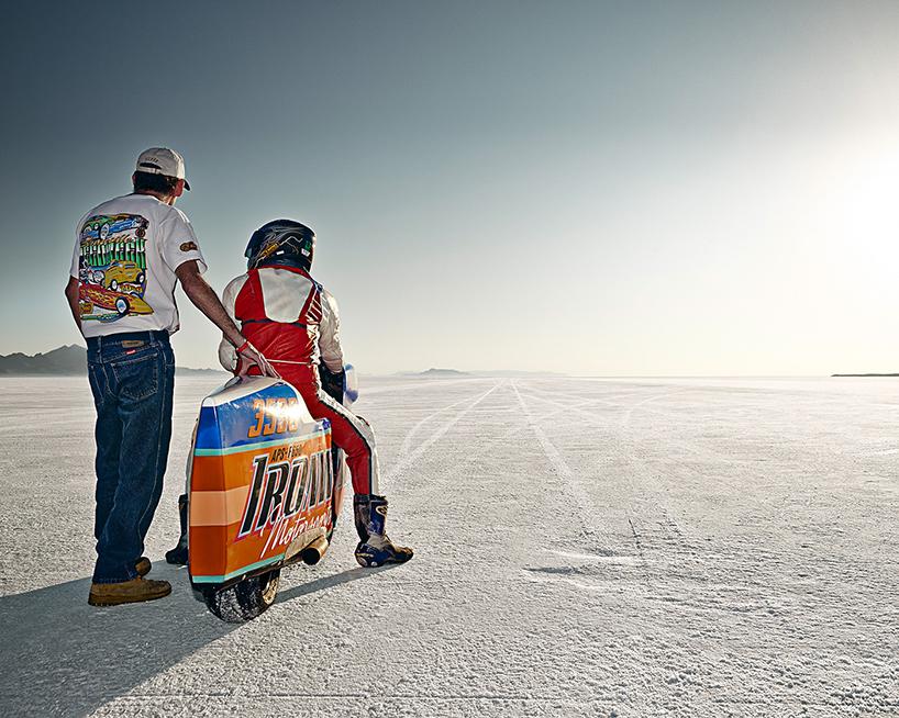 Бонневилль, гонки в пустыне-2
