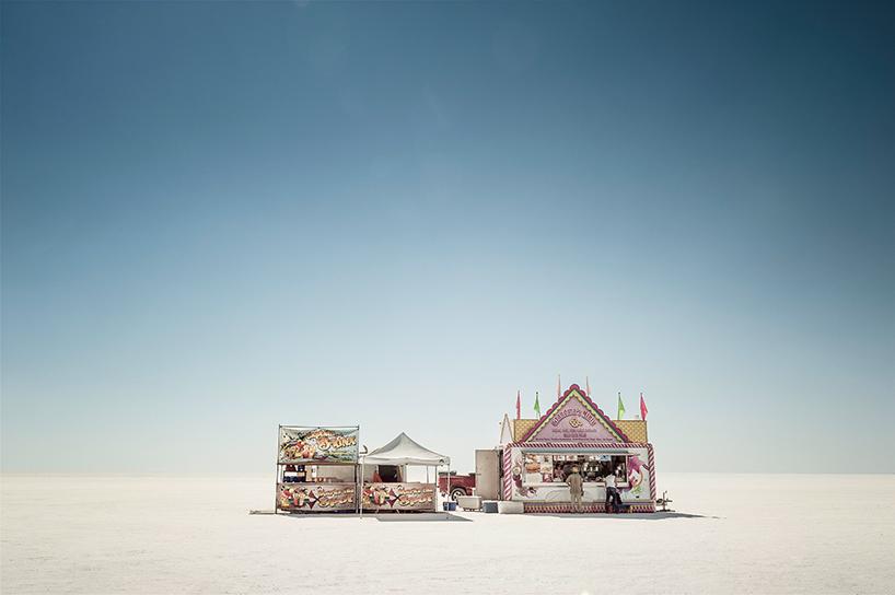 Бонневилль, гонки в пустыне-3