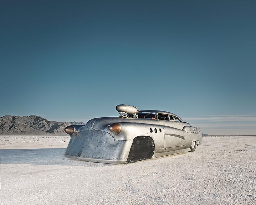 Бонневилль, гонки в пустыне-8