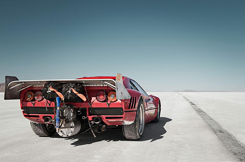 Бонневилль, гонки в пустыне-9