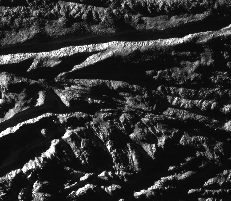 Энцелад, ледяной спутник Сатурна-14