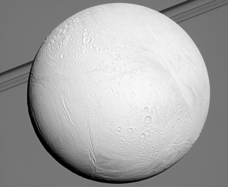 Энцелад, ледяной спутник Сатурна-17