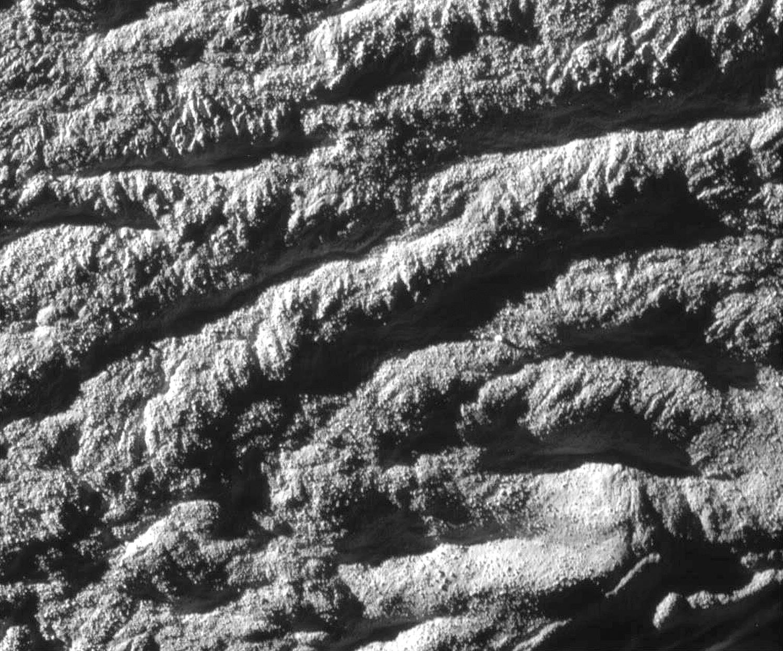 Энцелад, ледяной спутник Сатурна-25