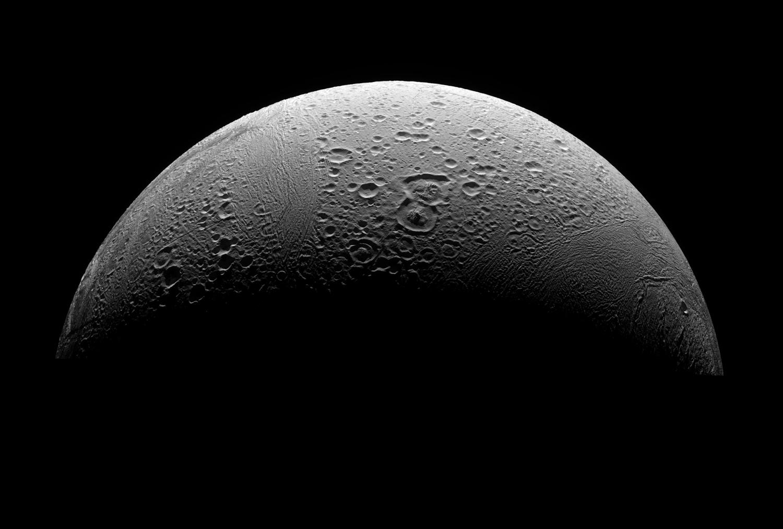 Энцелад, ледяной спутник Сатурна-26