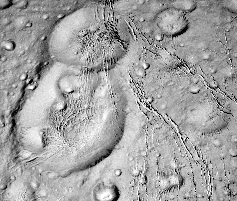 Энцелад, ледяной спутник Сатурна-5