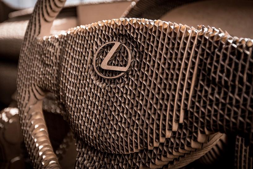 Лексус из картона, Lexus IS9