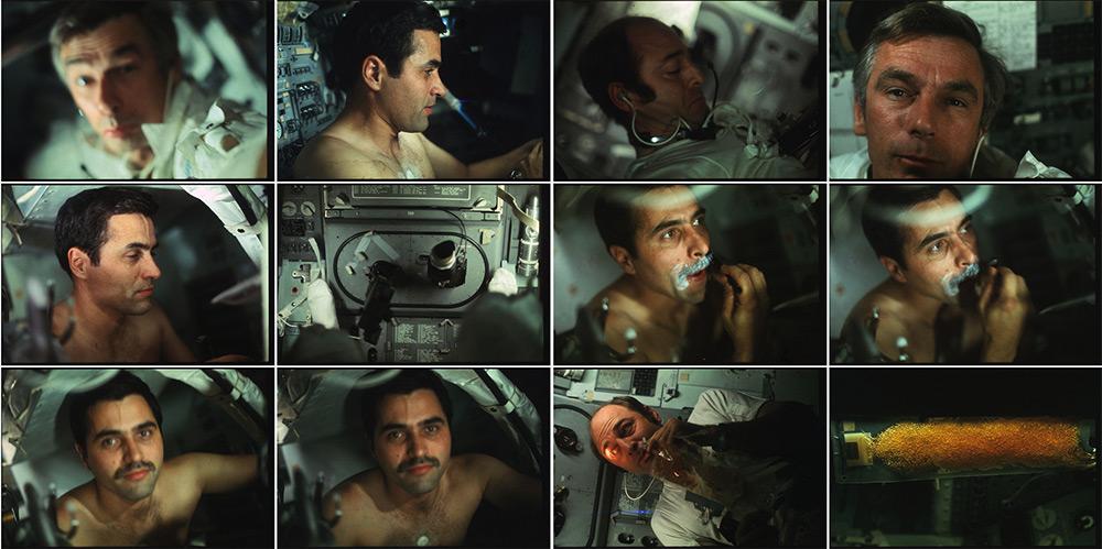НАСА, Аполлон, лунная миссия, редкие фотографии-13
