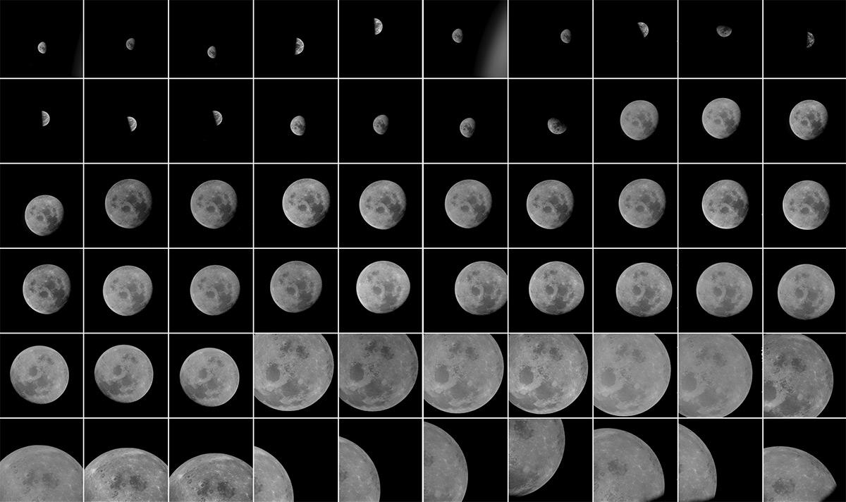 НАСА, Аполлон, лунная миссия, редкие фотографии-5