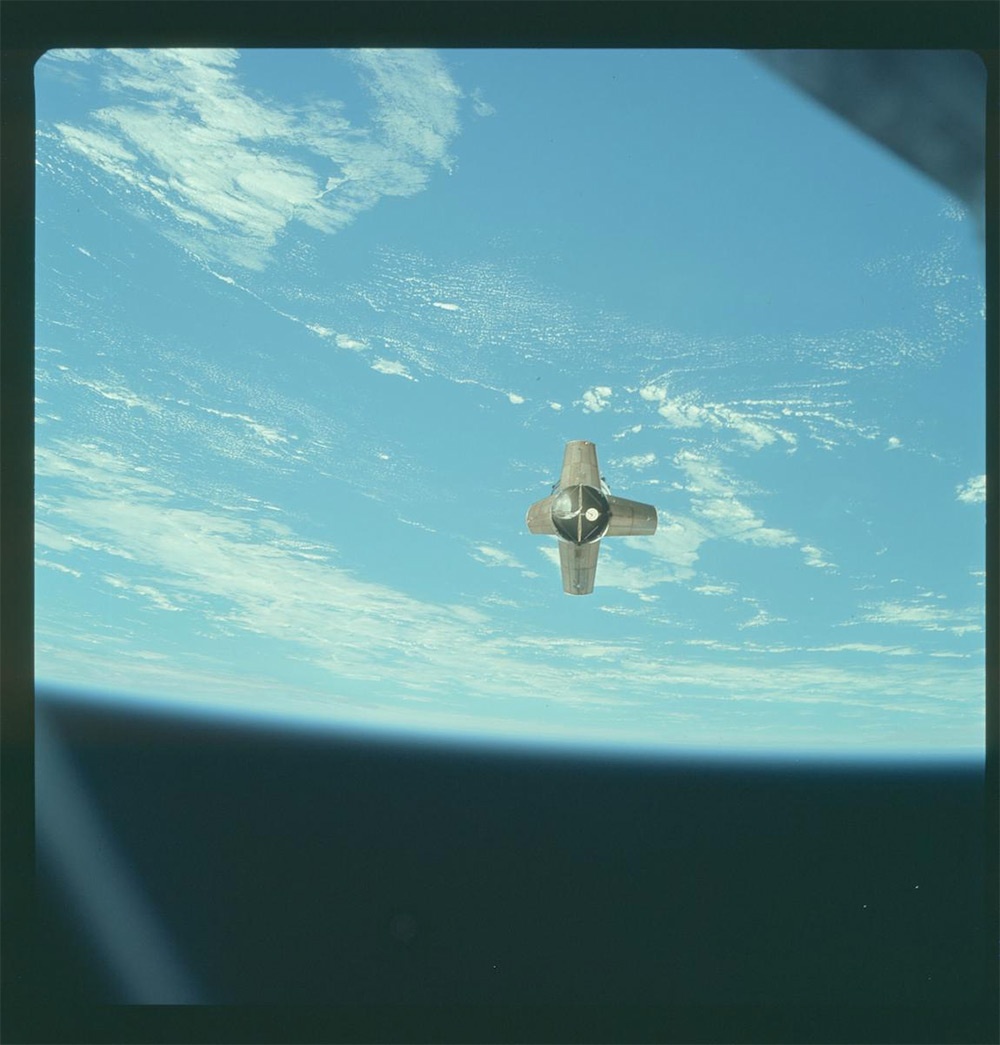 НАСА, Аполлон, лунная миссия, редкие фотографии-6