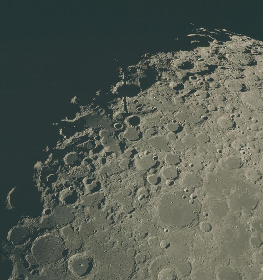 НАСА, Аполлон, лунная миссия, редкие фотографии-7