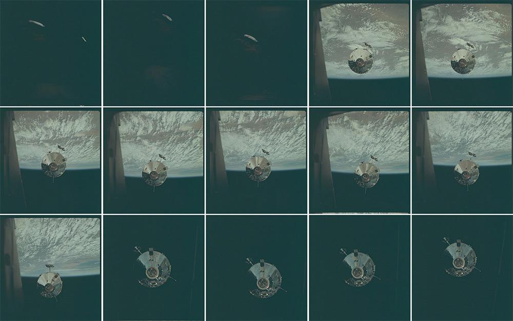 НАСА, Аполлон, лунная миссия, редкие фотографии-8