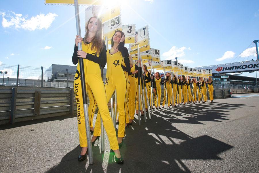 девушки с гонок DTM, сезон 2015 года, автоспорт-15