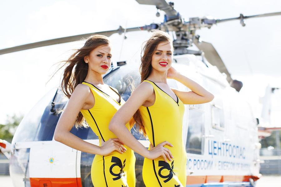 девушки с гонок DTM, сезон 2015 года, автоспорт-19