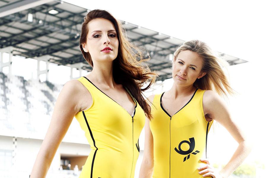 девушки с гонок DTM, сезон 2015 года, автоспорт-23