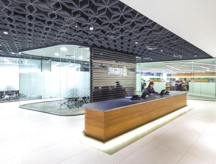 10 советов для создания дизайна пространства современного офиса