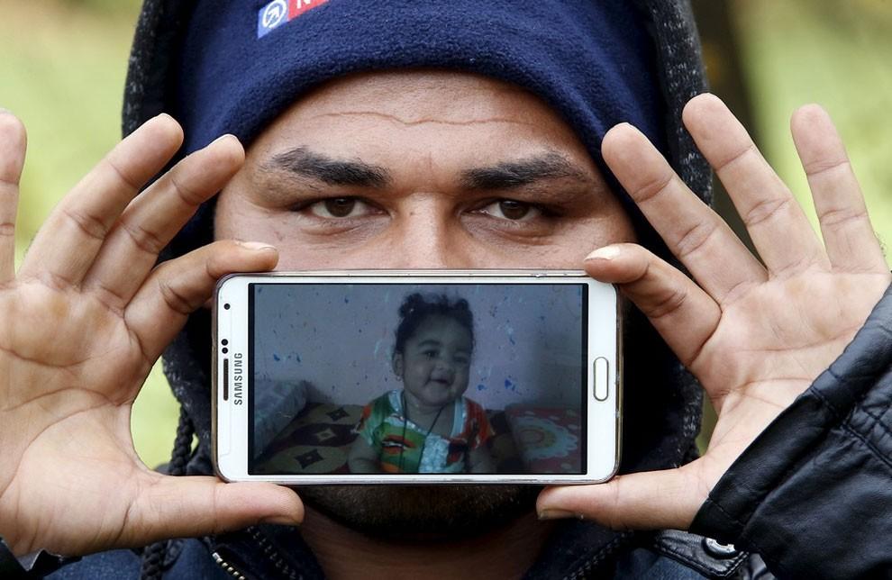 фотографии беженцев из Сирии, Ирака, Афганистана-4
