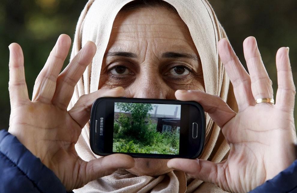 фотографии беженцев из Сирии, Ирака, Афганистана-7