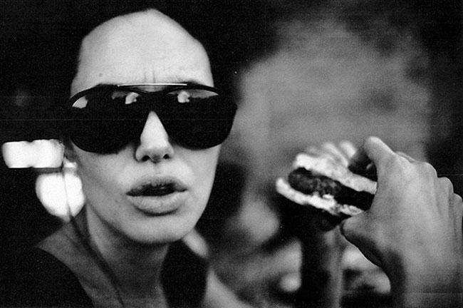интимные снимки Анджелины Джоли, голая Джоли, личные фото-15