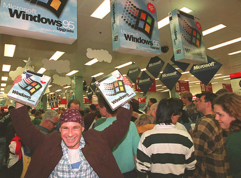 история Windows 95-1