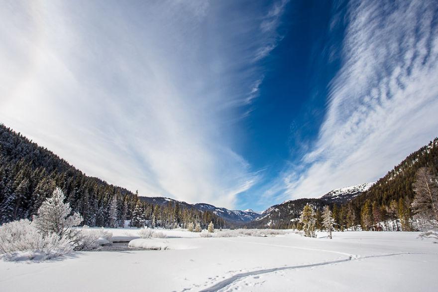 красота национального парка йеллоустоун-7