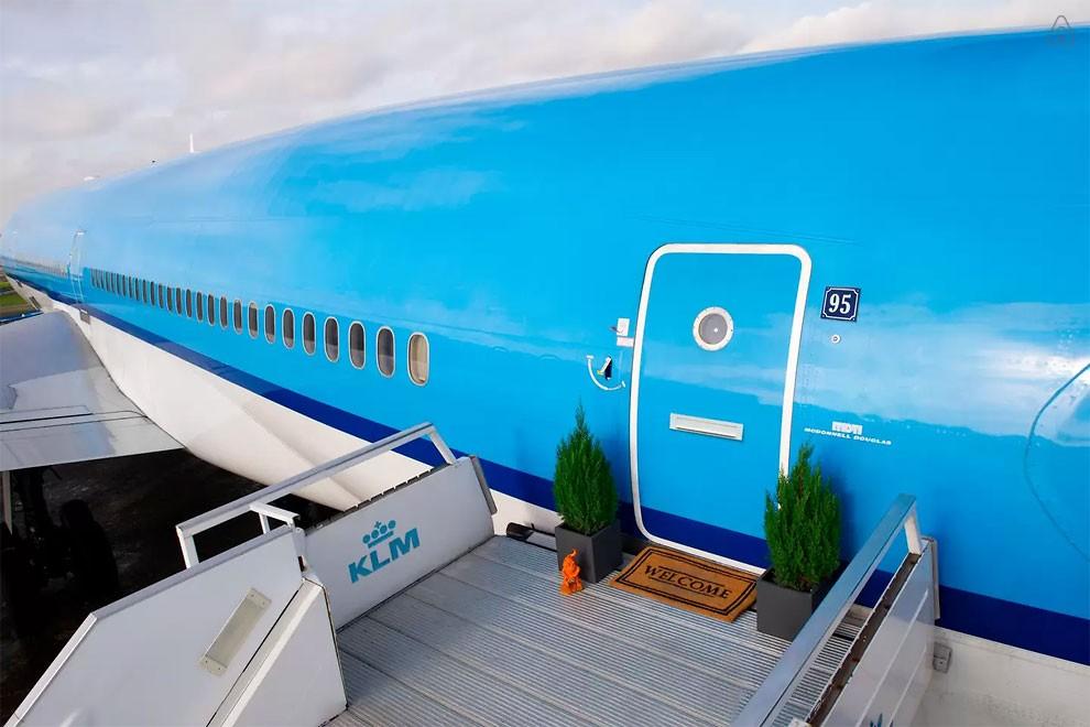 квартира внутри самолета-1