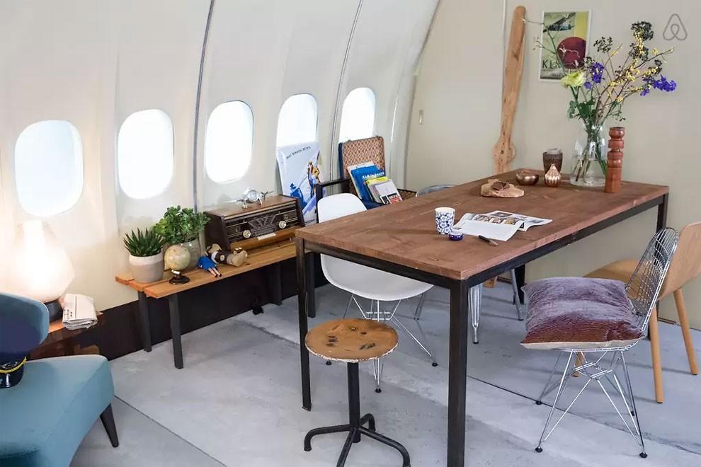 квартира внутри самолета-2