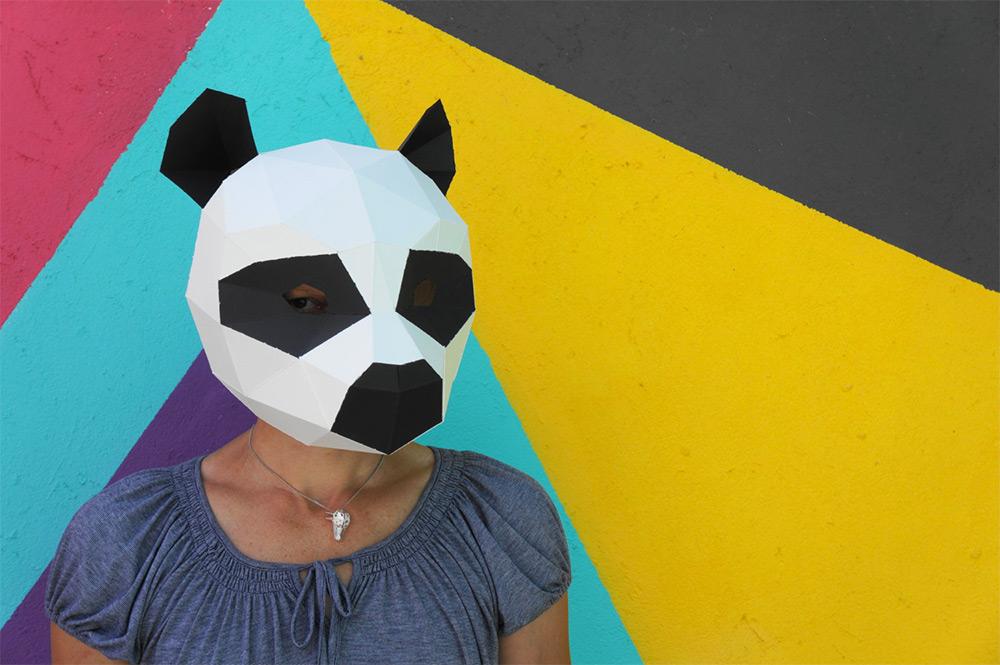 маски для Хэллоуина, маски своими руками-2