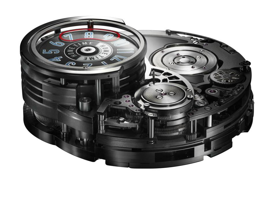 мужские наручные часы Harry Winston Opus 14-4