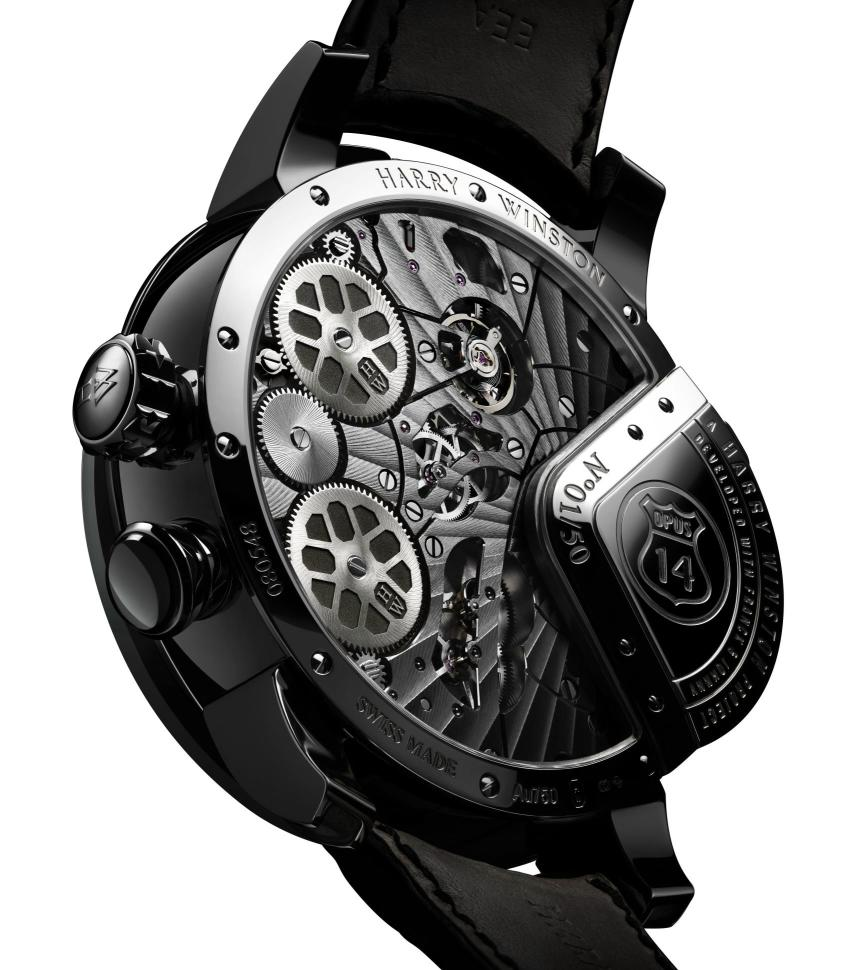 мужские наручные часы Harry Winston Opus 14-5