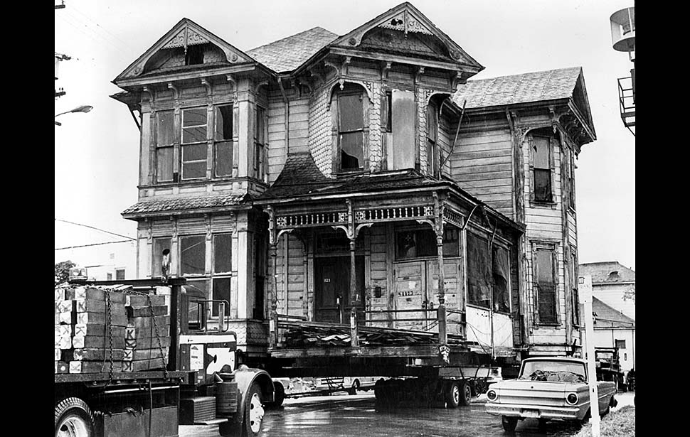 перевозка и перемещение домов в США-10
