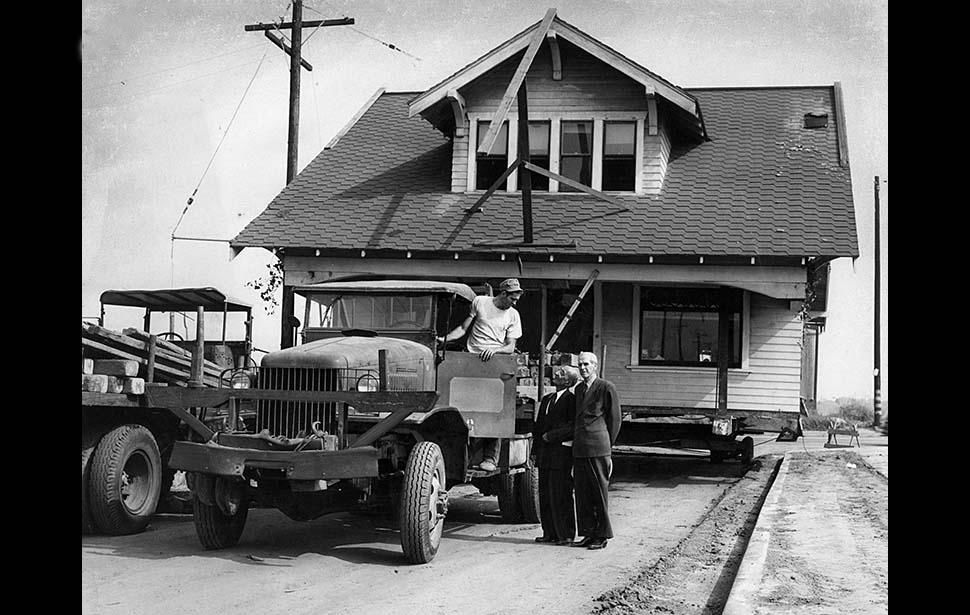 перевозка и перемещение домов в США-12