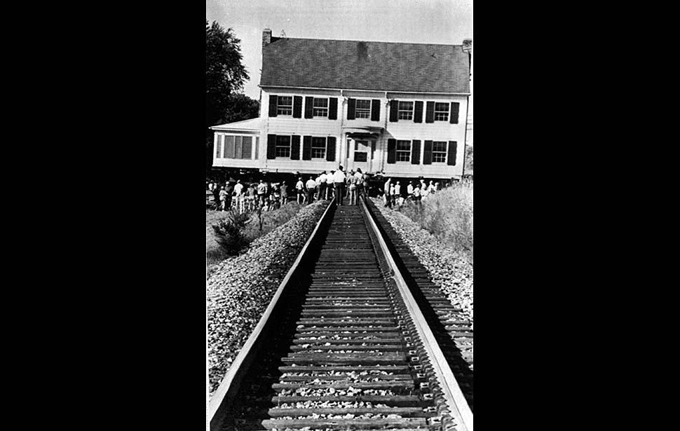 перевозка и перемещение домов в США-8