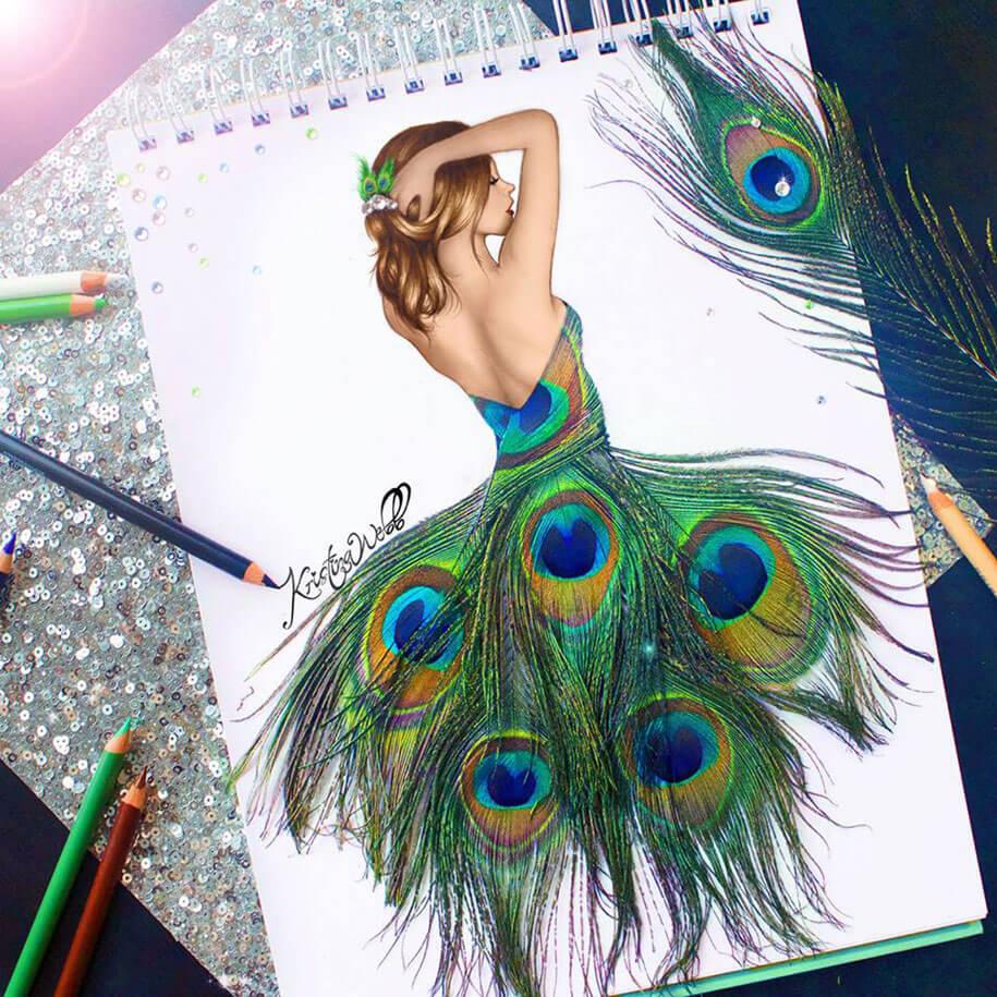 рисунки карандашом-2