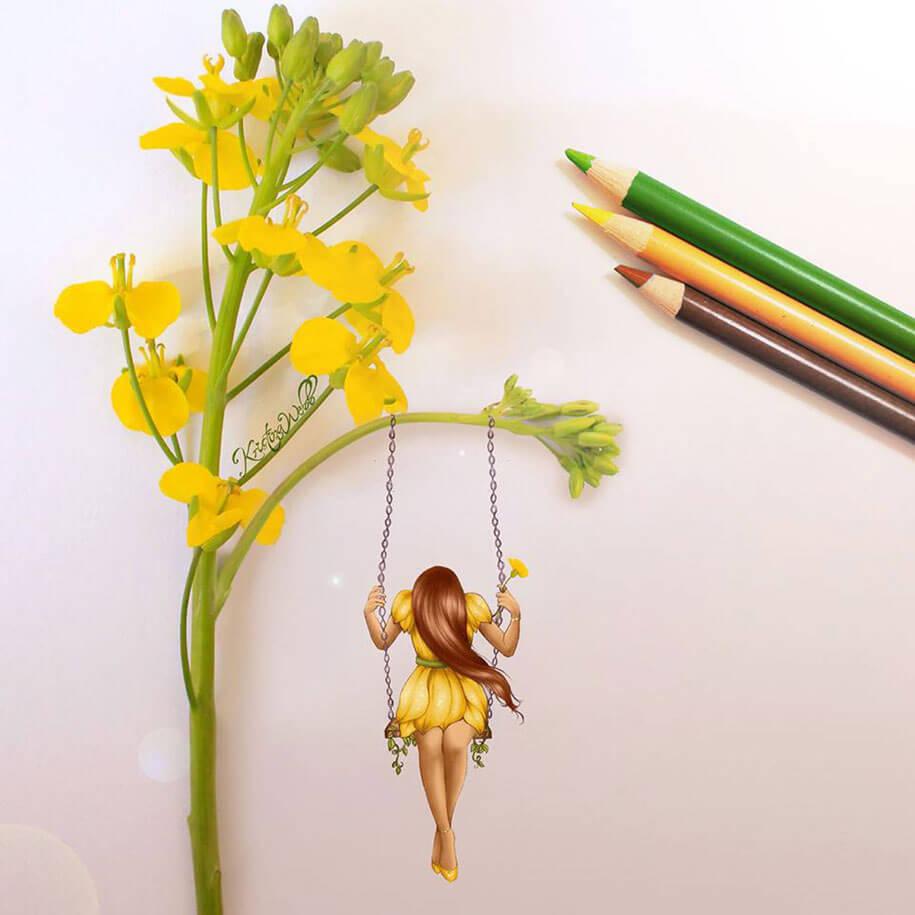 рисунки карандашом-4