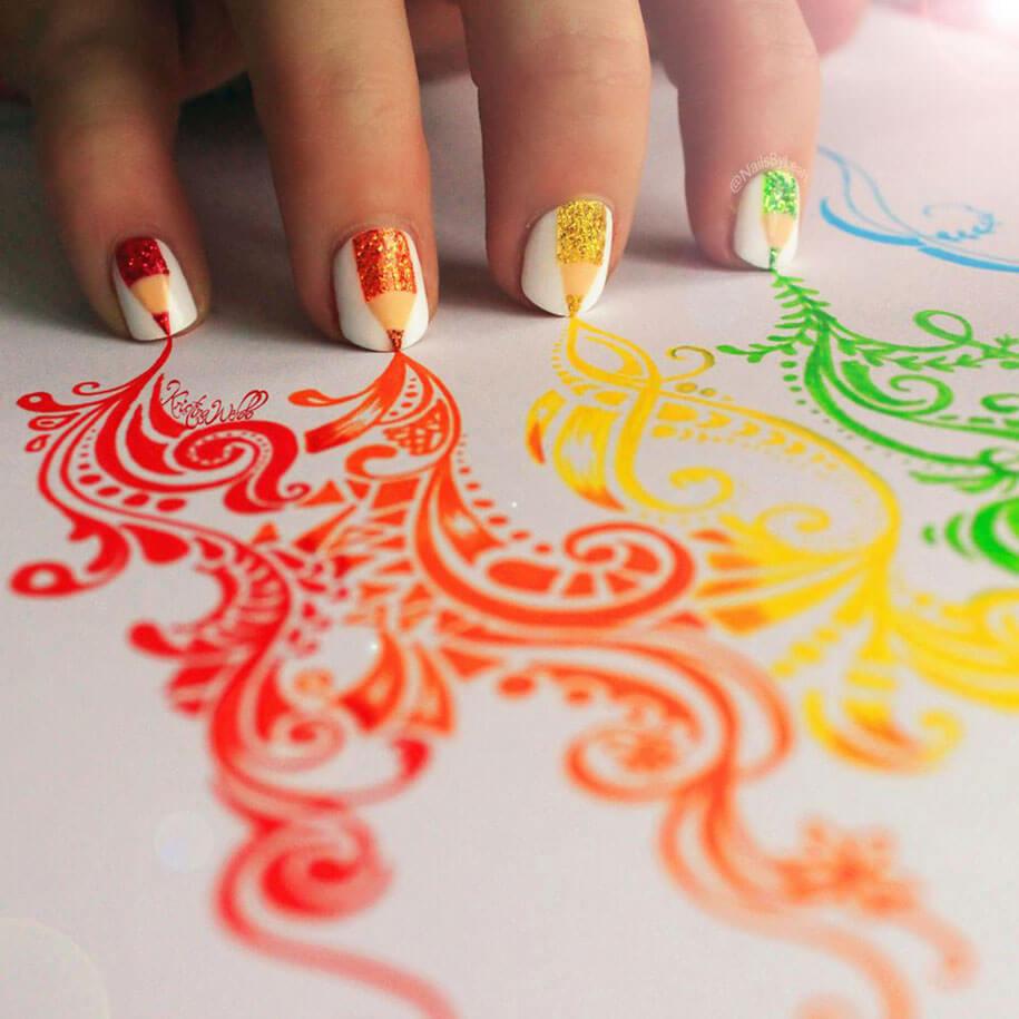 рисунки карандашом-6