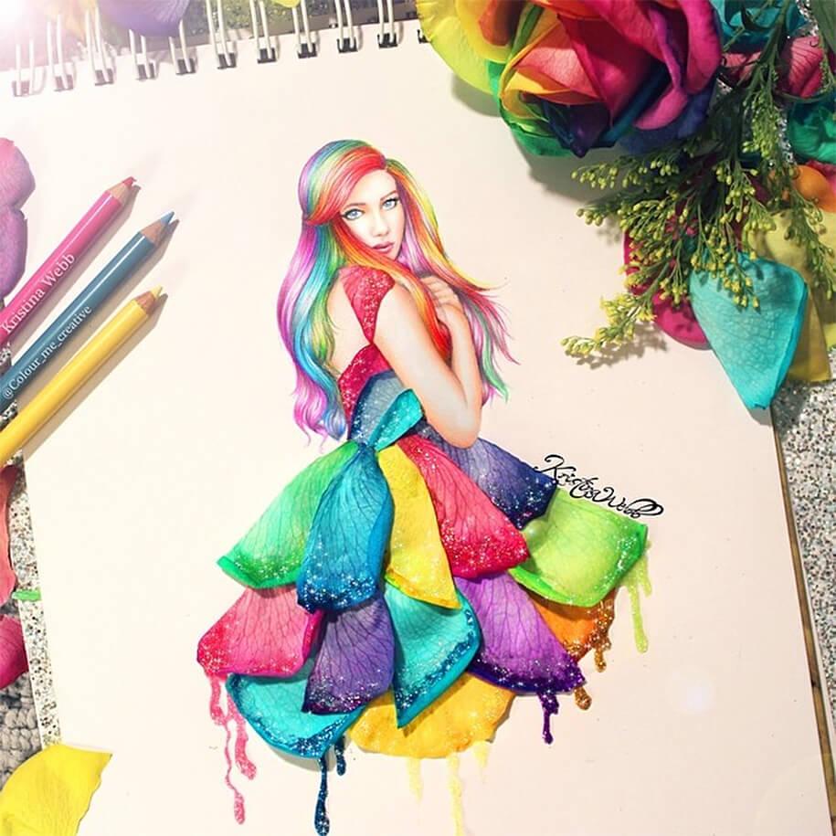 рисунки карандашом-8