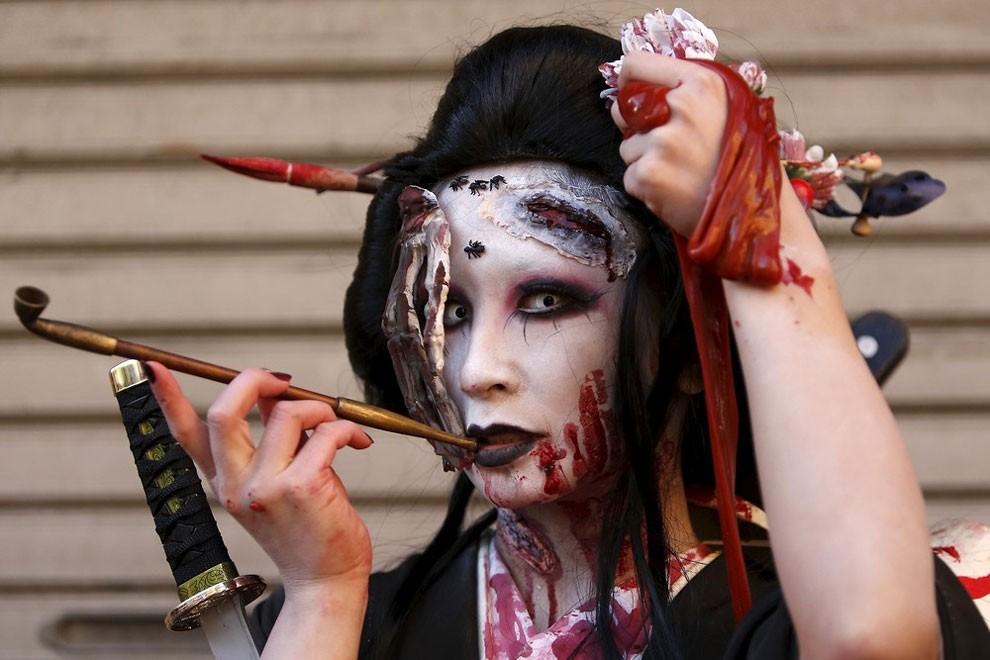 страшные маски для Хэллоуина-4
