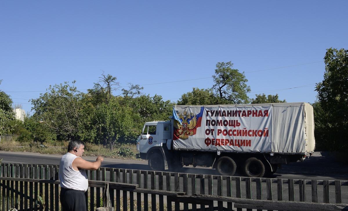 война на востоке Украины, гуманитарная катастрофа-1