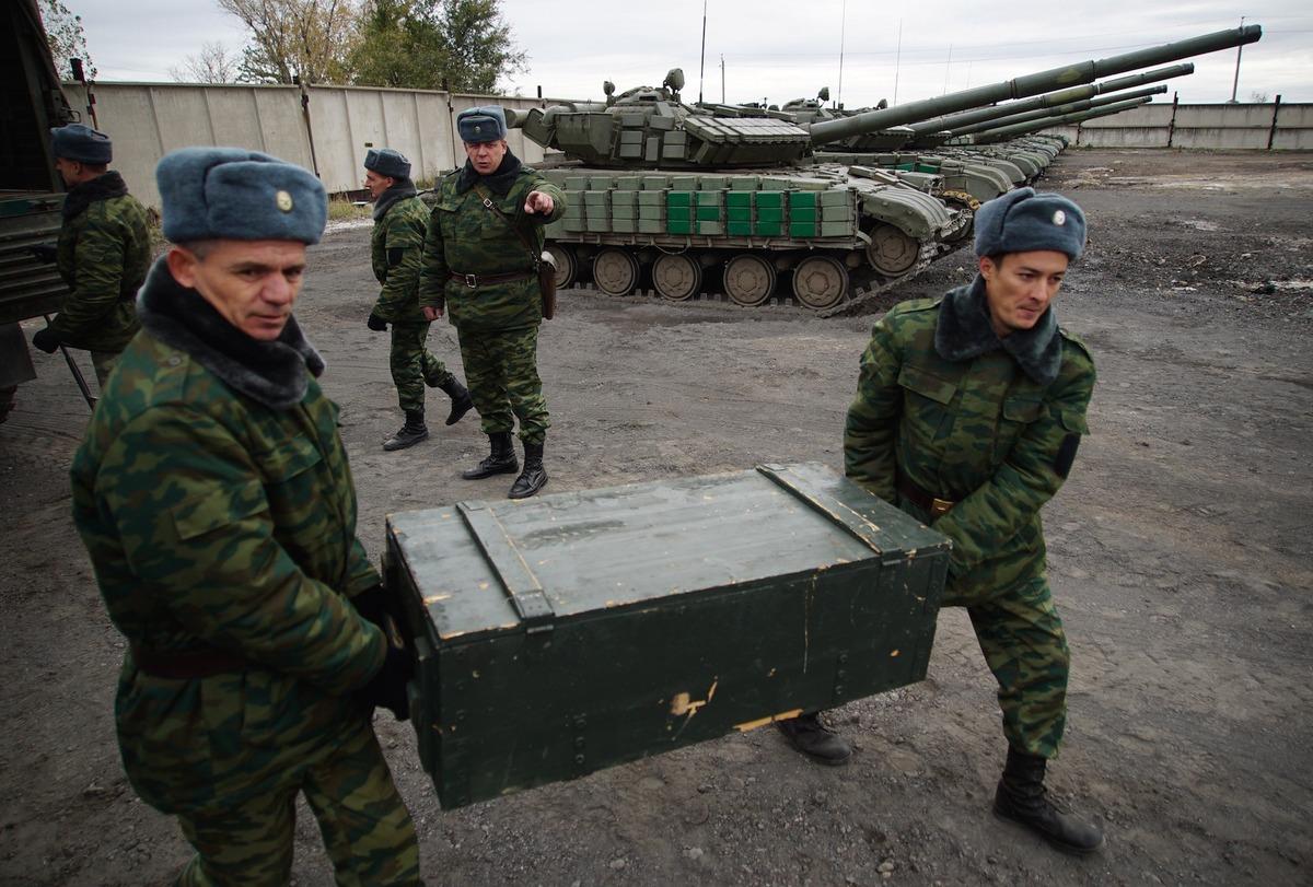 война на востоке Украины, гуманитарная катастрофа-2