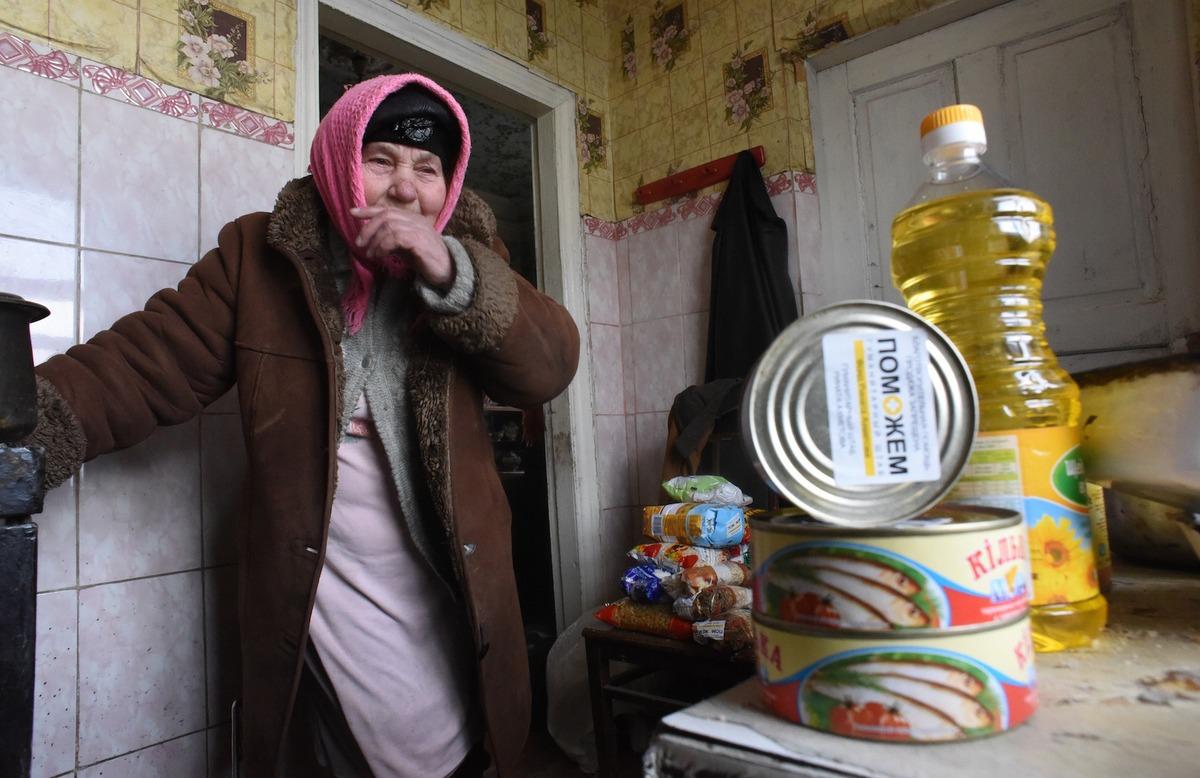 война на востоке Украины, гуманитарная катастрофа-4
