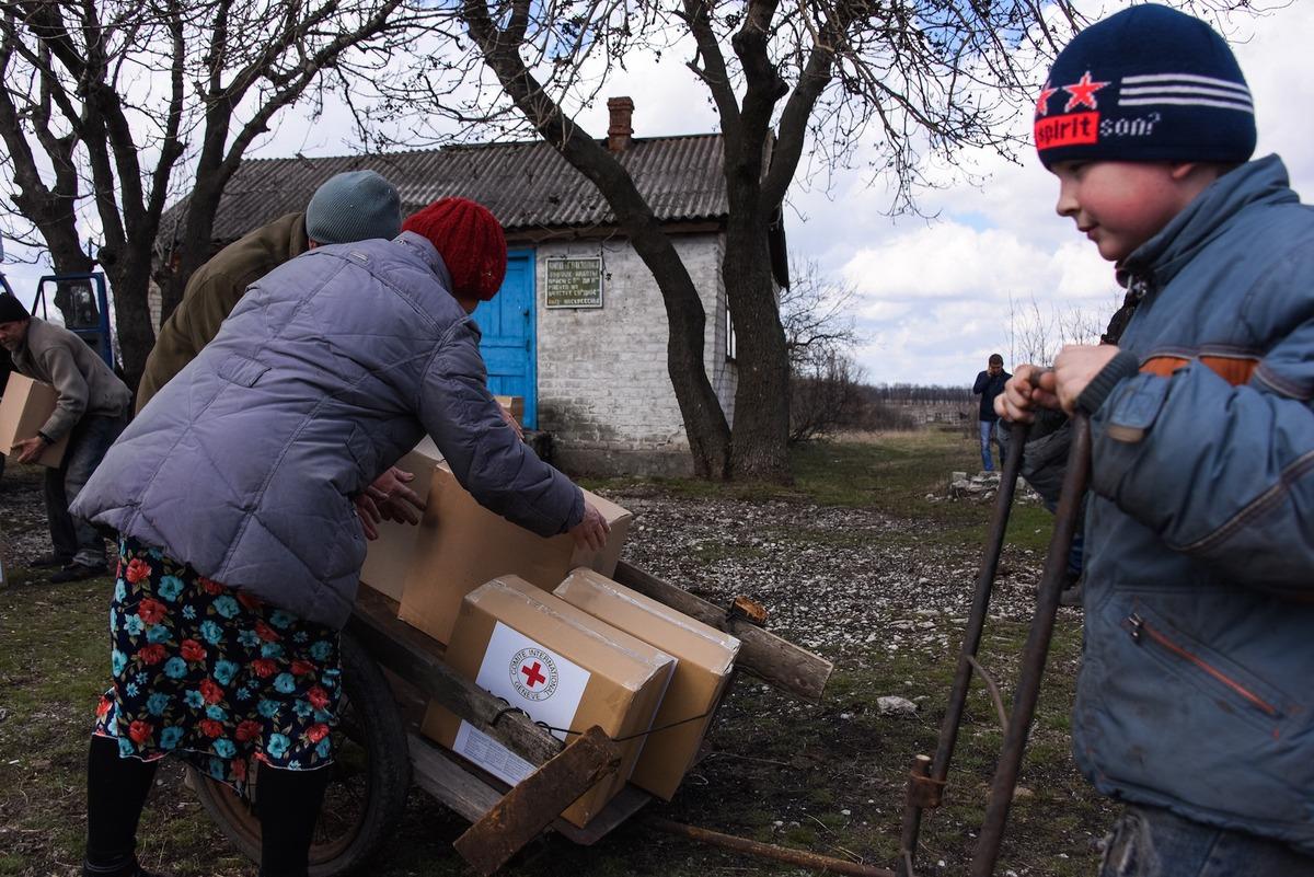 война на востоке Украины, гуманитарная катастрофа-5