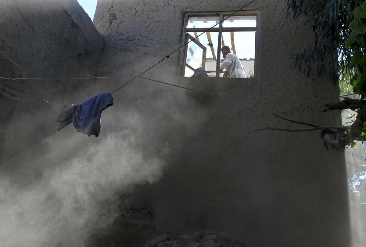 землетрясение, Афганистан, Пакситан-11