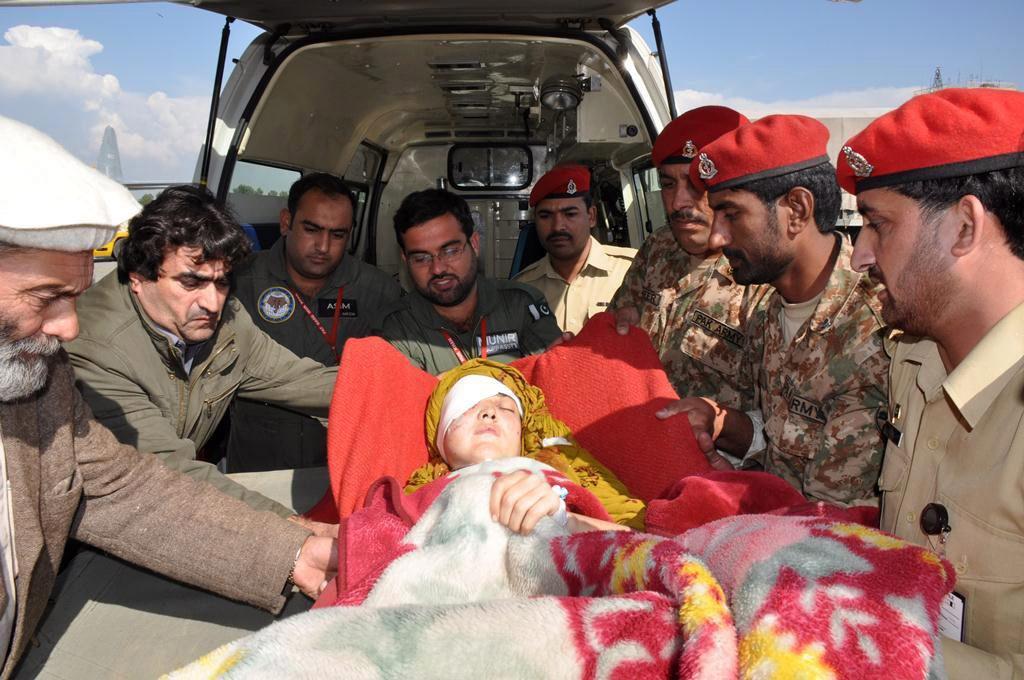 землетрясение, Афганистан, Пакситан-12